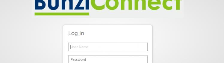 Bunzl Connect Login