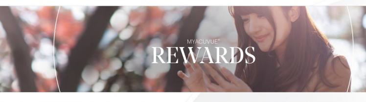 MyACUVUE Rewards Benefits Logo