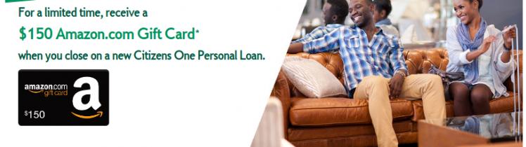 Citizens personal Loans Logo