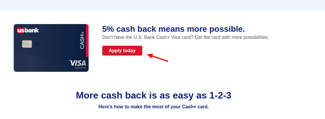 US Bank Apply