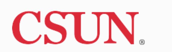 CSUN Canvas Logo