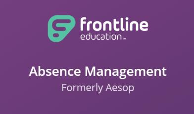 aesop frontline logo