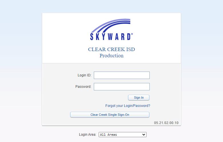skyward ccisd login