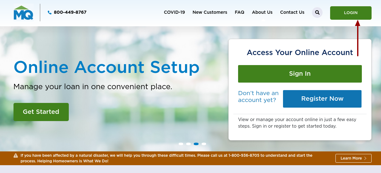 ocwen customer login