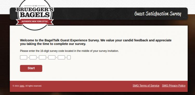 talk to bruegger's survey